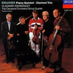 Piano Quintet / Clarinet Trio
