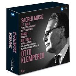 Klemperer Legacy: Bach Handel Beethoven Sacred Wor