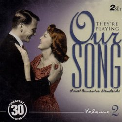 They're Playing Our Song - Great Romantic Standards - Vol 2 (2 CD Set)