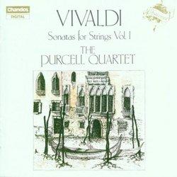 Vivaldi: Sonatas for Strings, Vol. 1