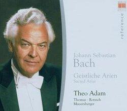 J.S. Bach: Geistliche Arien