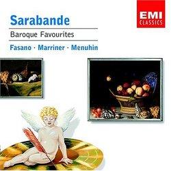 Sarabande: Baroque Favorites