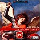 Coma: Sacrae Cantiones / Tasini, Scrafini, Tiso, et al