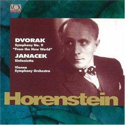 Dvorak: Symphony No. 9 / Janacek: Sinfonietta