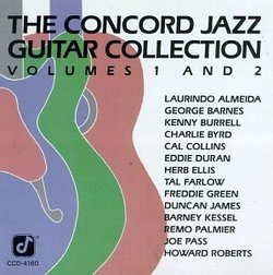 Concord Jazz Guitar 1 & 2
