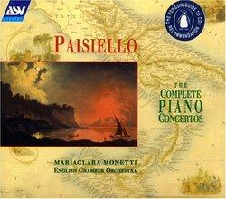 Giovanni Paisiello: The Complete Piano Concertos (Box Set)