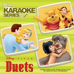 Disney's Karaoke Series: Disney Pixar