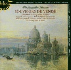 The Songmaker' Almanac: Souvenirs de Venise