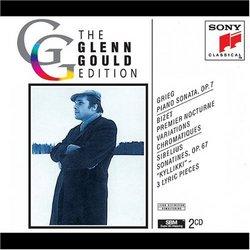 Grieg, Bizet, Sibelius: Piano Works