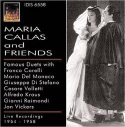 Maria Callas & Friends