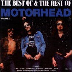 Best & The Rest of Motorhead 2