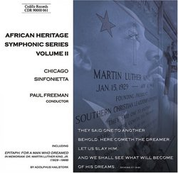 African Heritage Symphonic Series, Vol. 2