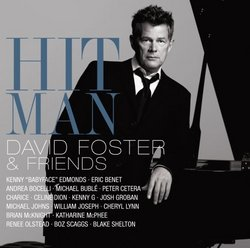 Hit Man: David Foster And Friends (CD+DVD)