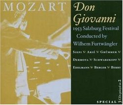 Mozart: Don Giovanni: 1953 Salzburg Festival