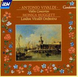Vivaldi: Violin Concertos / Huggett