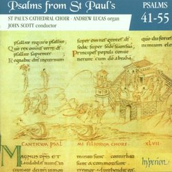 Psalms from St. Paul's, Vol. 4: Psalms 41-55