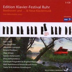 Edition Klavier-Festival Ruhr: Beethoven & Neue Klaviermusik