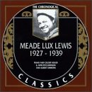 Meade Lux Lewis: 1927-1939