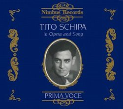 Tito Schipa in Opera and Song (Box Set)