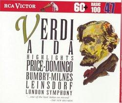 RCA Victor Basic 100, Vol. 47- Verdi: Aida (Highlights)