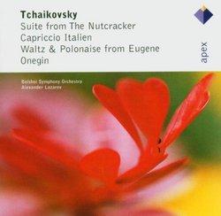 Tchaikovsky: Marche Slave / Nutcracker Suite
