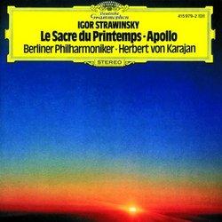 Stravinsky: Le Sacre du Printemps; Apollo [Australia]