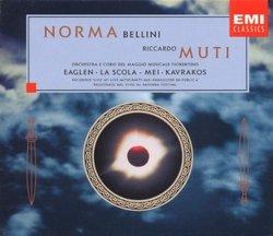 Bellini - Norma / Eaglen · La Scola · Mei · Kavrakos · Maggio Musicale · Muti