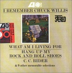 I Remember Chuck Willis