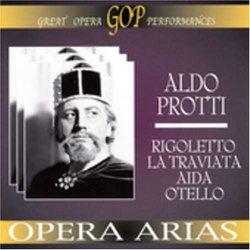 Aldo Protti: Opera Arias