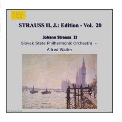 J. Strauss, Jr. Edition : Vol.  20
