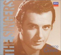 The Singers: Franco Corelli