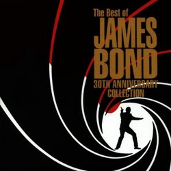 The Best Of James Bond: 30th Anniversary Collection