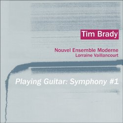 Playing Guitar: Symphony #1