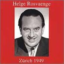 Swiss Decca Recordings From 1949: Helge Rosvaenge