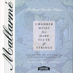 Chamber Music for Harp, Flute and Strings