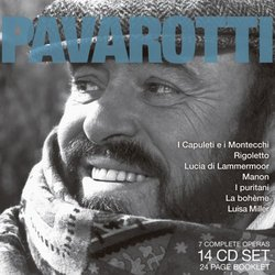 Legendary Performances of Pavarotti [Box Set]