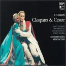 Graun - Cleopatra & Cesare / J. Williams · Vermillion · Dawson · J. Francis · R. Gambill · Popken · Concerto Köln · Jacobs