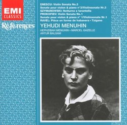 Menuhin Plays