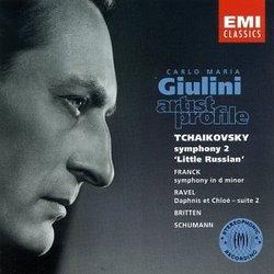 Carlo Maria Giulini: Artist Profile
