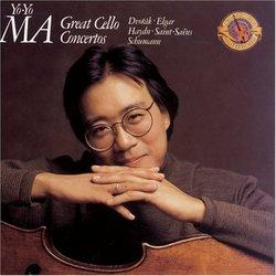 Great Cello Concertos