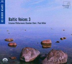 Baltic Voices 3 [Hybrid SACD]