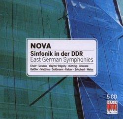 Nova: Sinfonik in der DDR [Box Set]