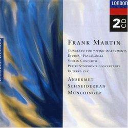 Martin: Petite symphonie concertante; In Terra Pax