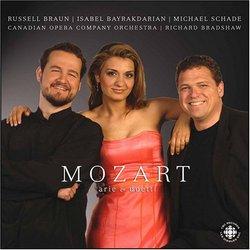 Mozart: Arie e Duetti
