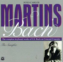 Sampler: Bach / Martins Series on Concord Concerto