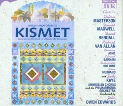 Kismet (1989 London Studio Cast)