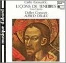 Carlo Gesualdo: Leçons de Tenebres