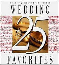 25 Wedding Favorites