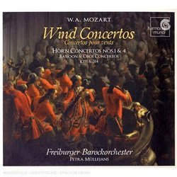 Mozart: Wind Concertos: Horn Concertos 1 & 3