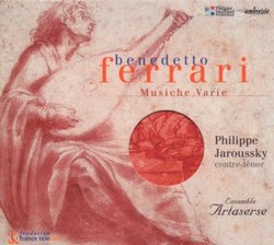 Philippe Jaroussky - Ferrari (Musiche varie)